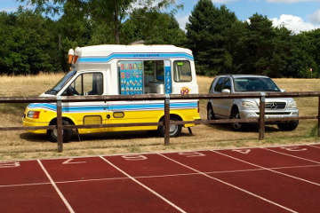 Ice Cream Van Hire Football tournament